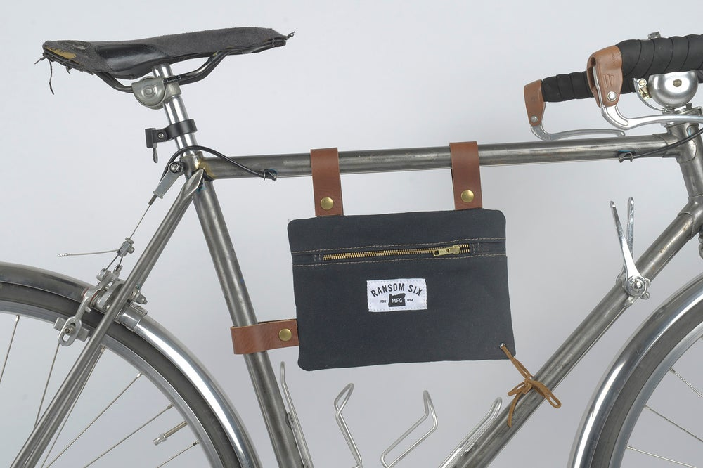 Image of Bike Frame Mount Tool Bag