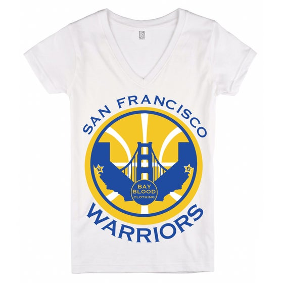 Image of Women's San Francisco Warriors (white)