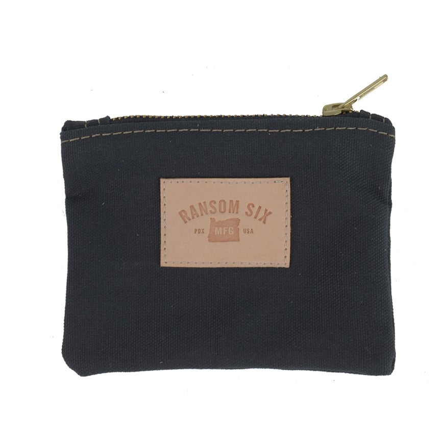 Image of Small Black Pouch