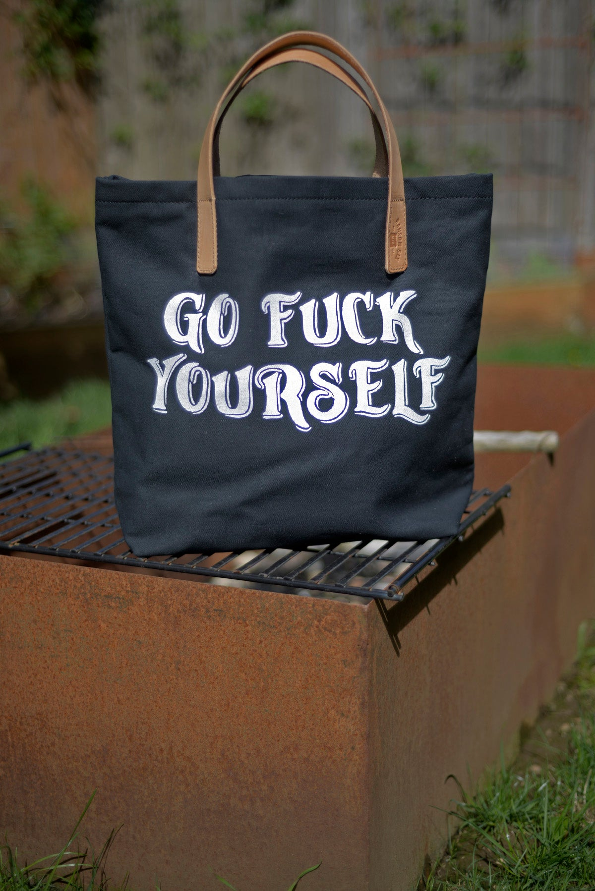 Image of Go Fuck Yourself Tote