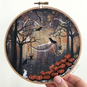 Image of Moon Bunny's Halloween