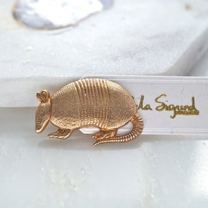 Image of Armadillo pin