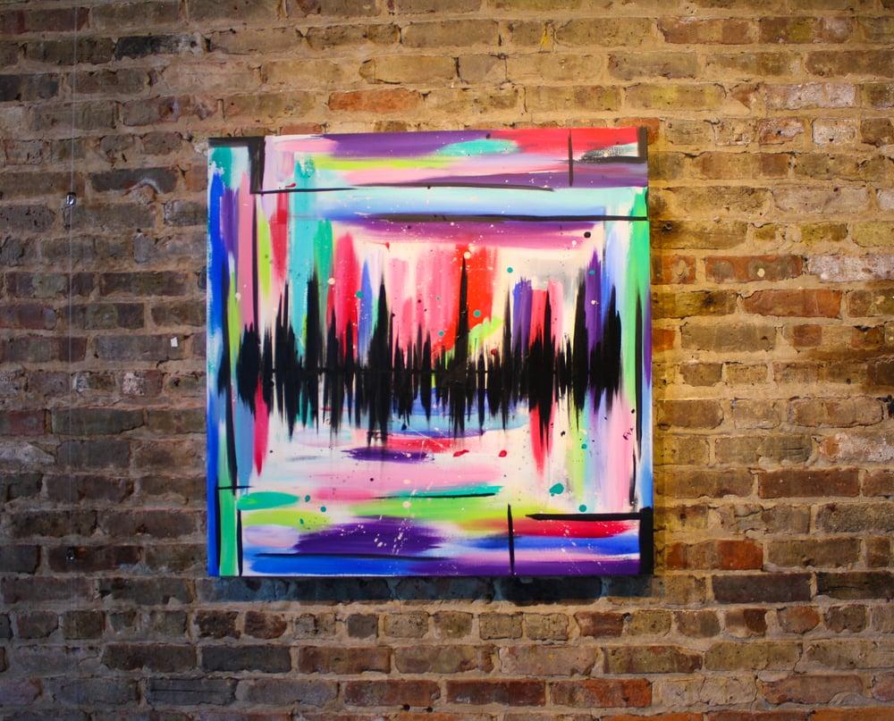 Image of Echo (custom abstract)