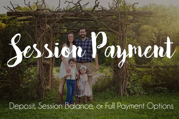 Image of Session Payment