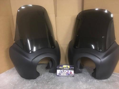 Image of FXDXT  JD Custom Recurve Shields