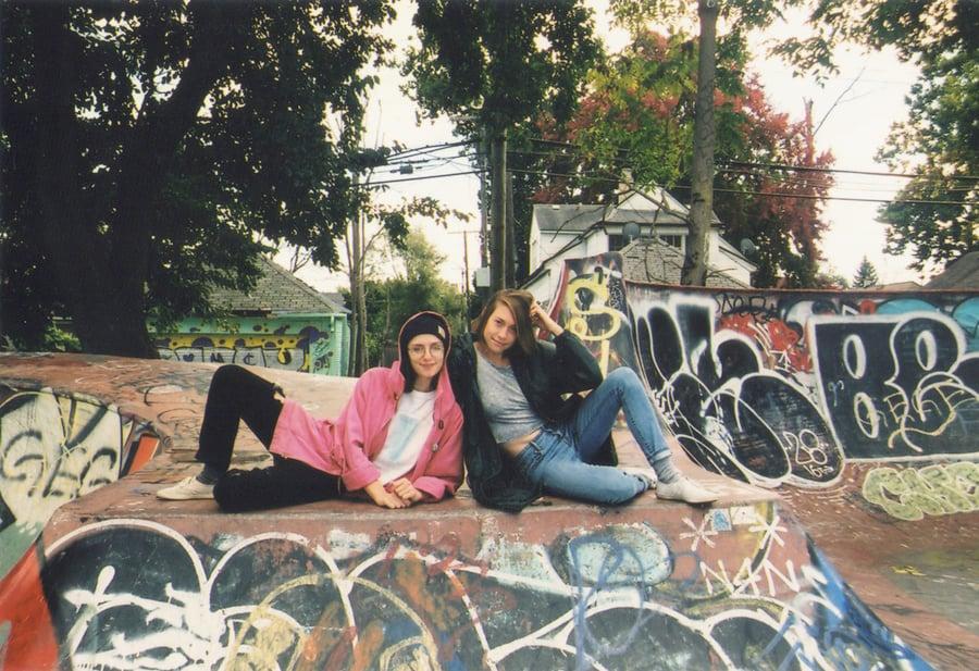 Image of Stef & Anna - Split Reissue