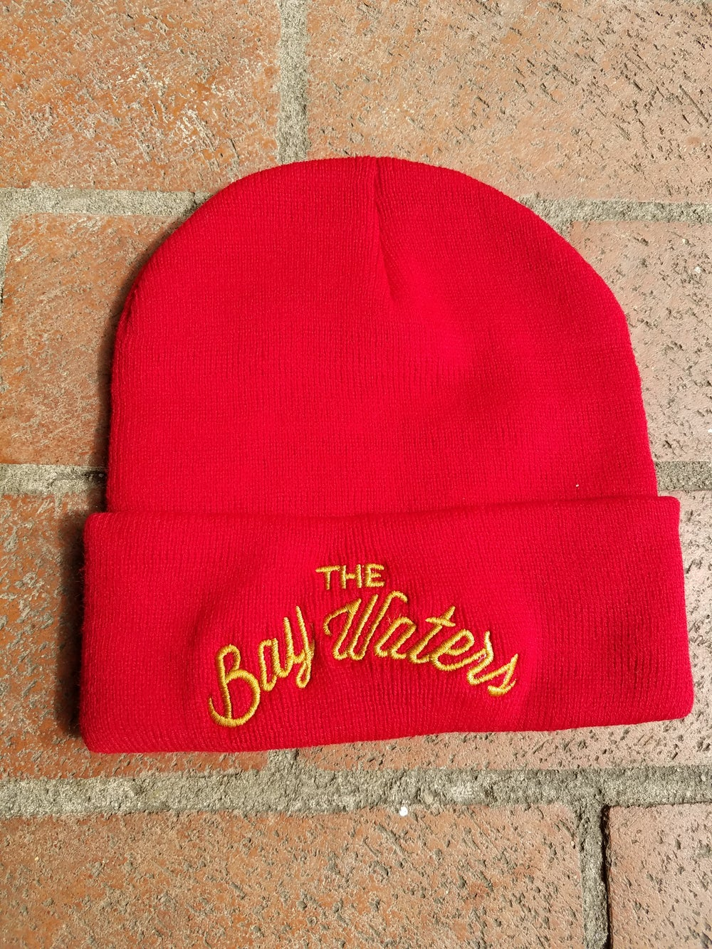 "Image of Bay Waters ""49ers"" beanie"