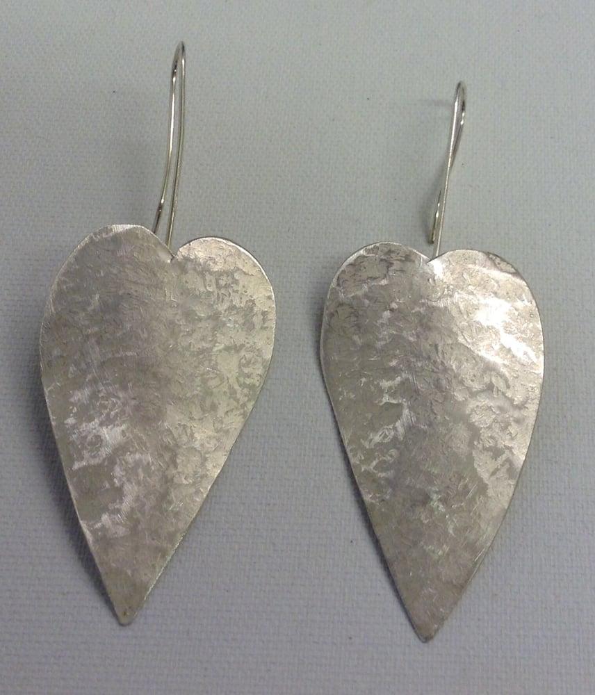 Image of Rustic Heart Drops