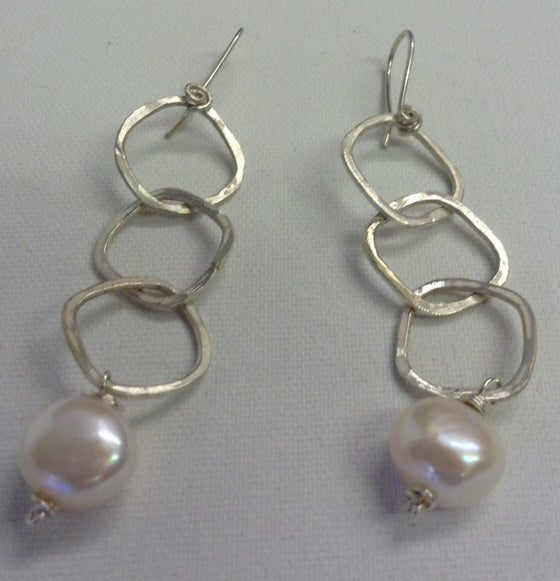 Image of Rustic link Earrings