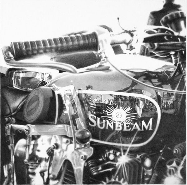 Image of Riding on a Sunbeam