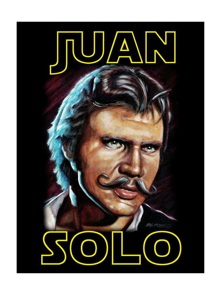 Image of Juan Solo T-Shirt