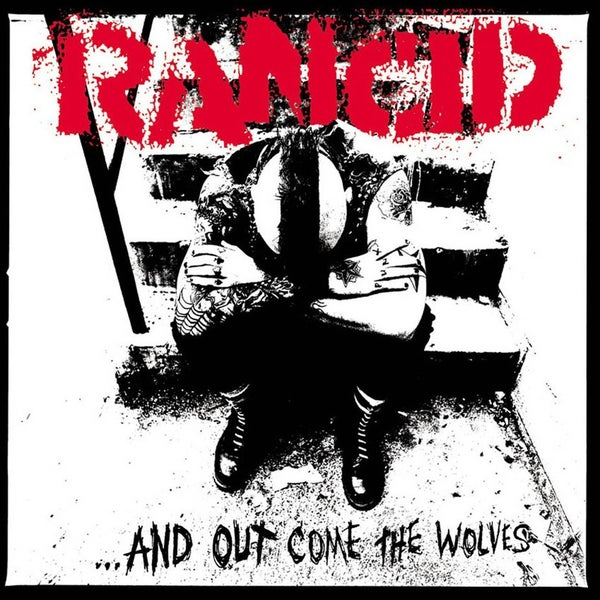 Image of *PRE-ORDER* Rancid - And Out Come the Wolves LP (25th Anniverary Edition)