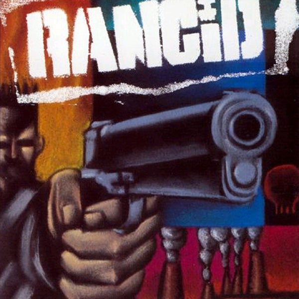 Image of Rancid - s/t 1993 LP (new lower price)