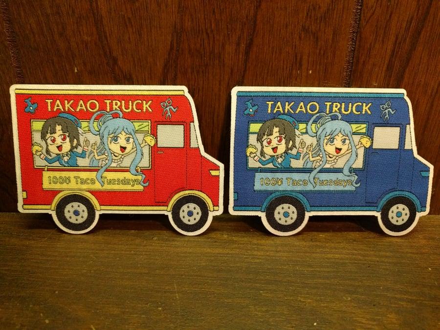 Image of Takao Combo Box #1