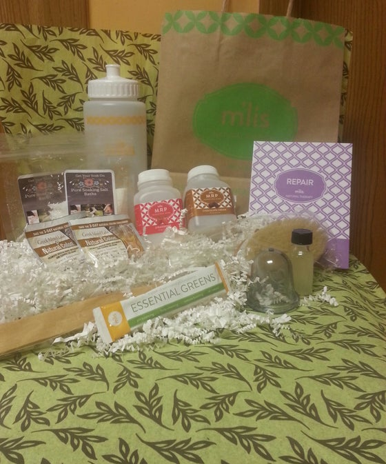Image of 5 Day Detox Kit
