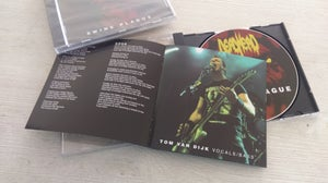 Image of 'Swine Plague' CD (2017)