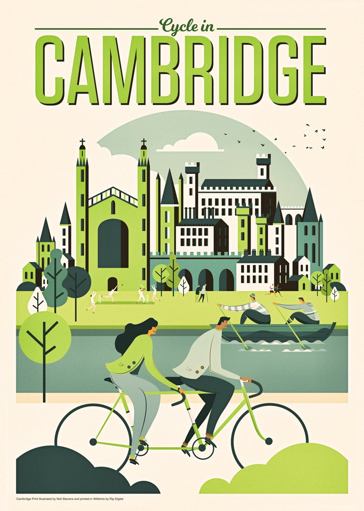 Image of Cycle in Cambridge