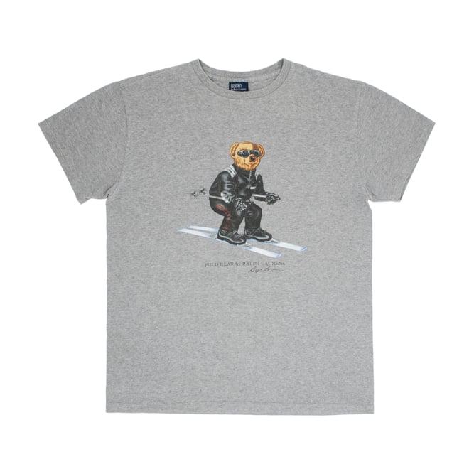 Image of Polo Ralph Lauren Polo Bear Ski T Shirt