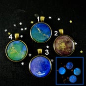 Image of Galaxy necklaces