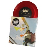 "Image of MATTHEW MELTON - ""TOO MANY HEARTS LACK LOVERS"" 7"" (COLOR VINYL)"