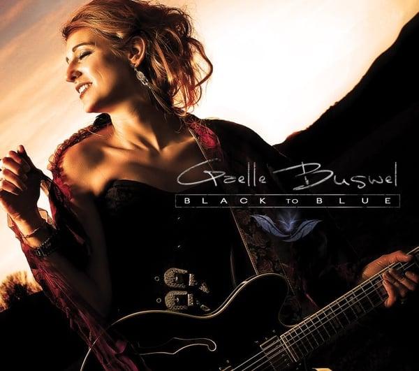 Image of CD - BLACK TO BLUE (2014)