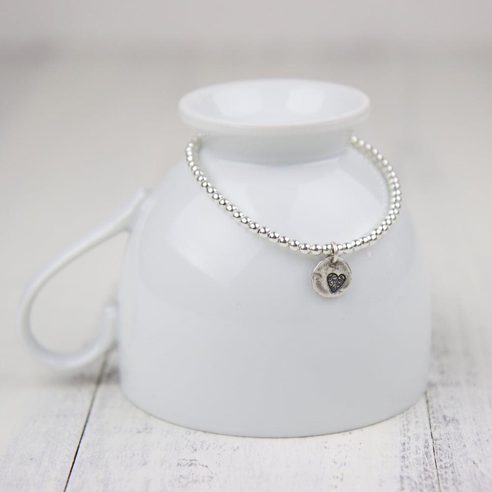 Image of Nina Stack Bracelets - Charm