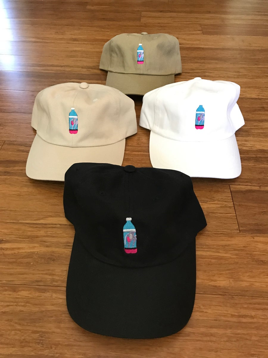 Image of Siplean Cotton Candy Faygo Dad Hat