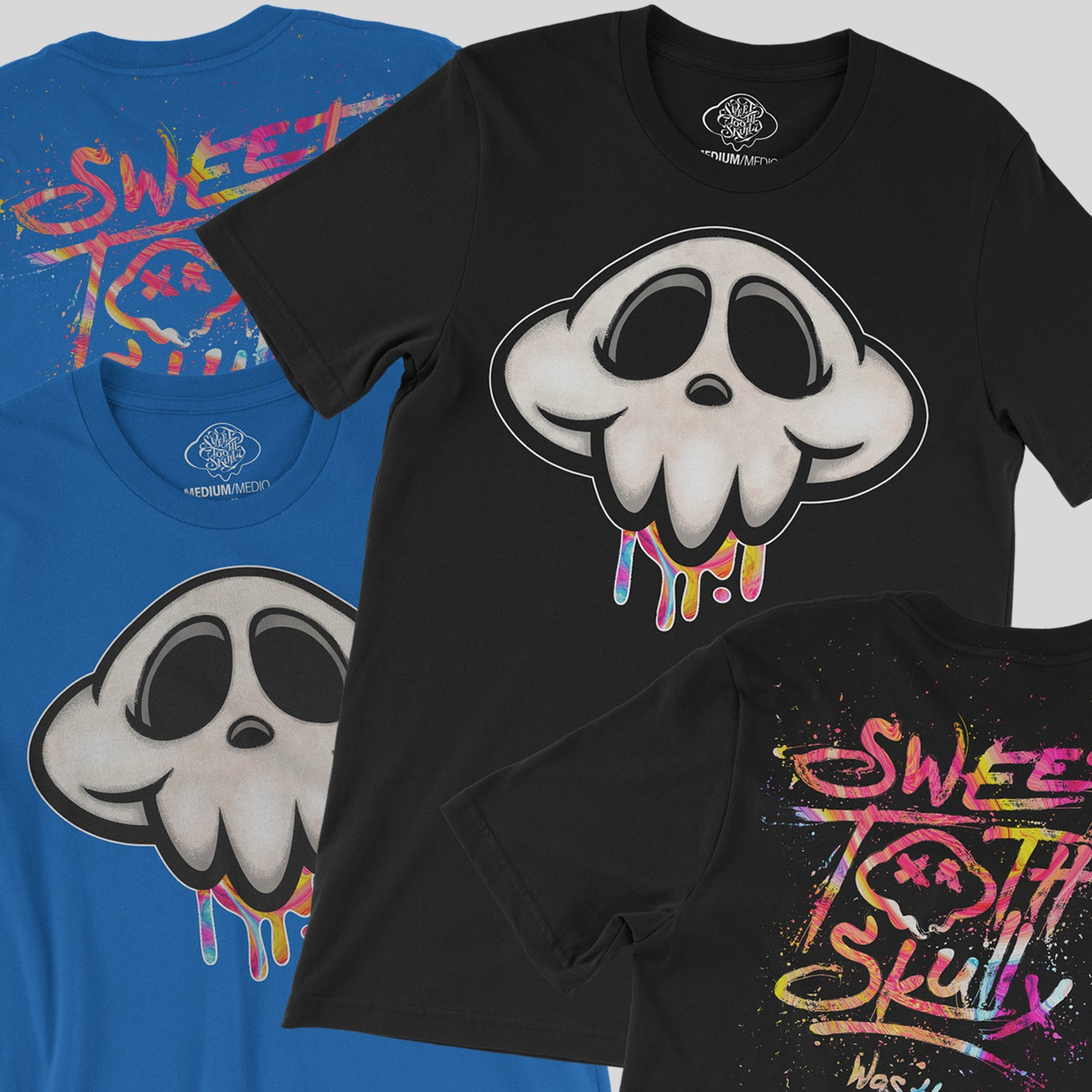 Image of Sweet Tooth Skully: Signature Series
