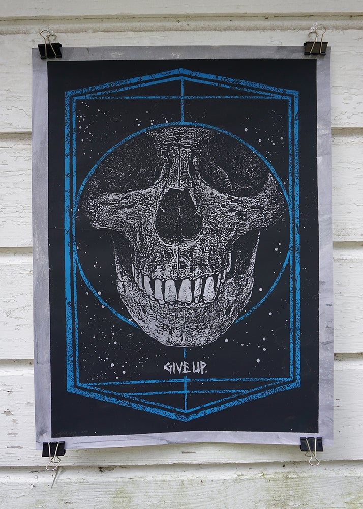 Image of 'sentience' print