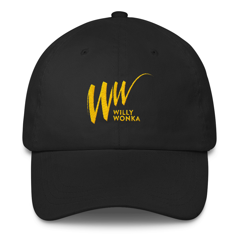 Image of DJ WillyWonka Classic Dad Cap
