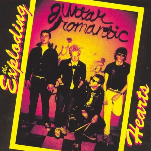 Image of Exploding Hearts - Guitar Romantic LP