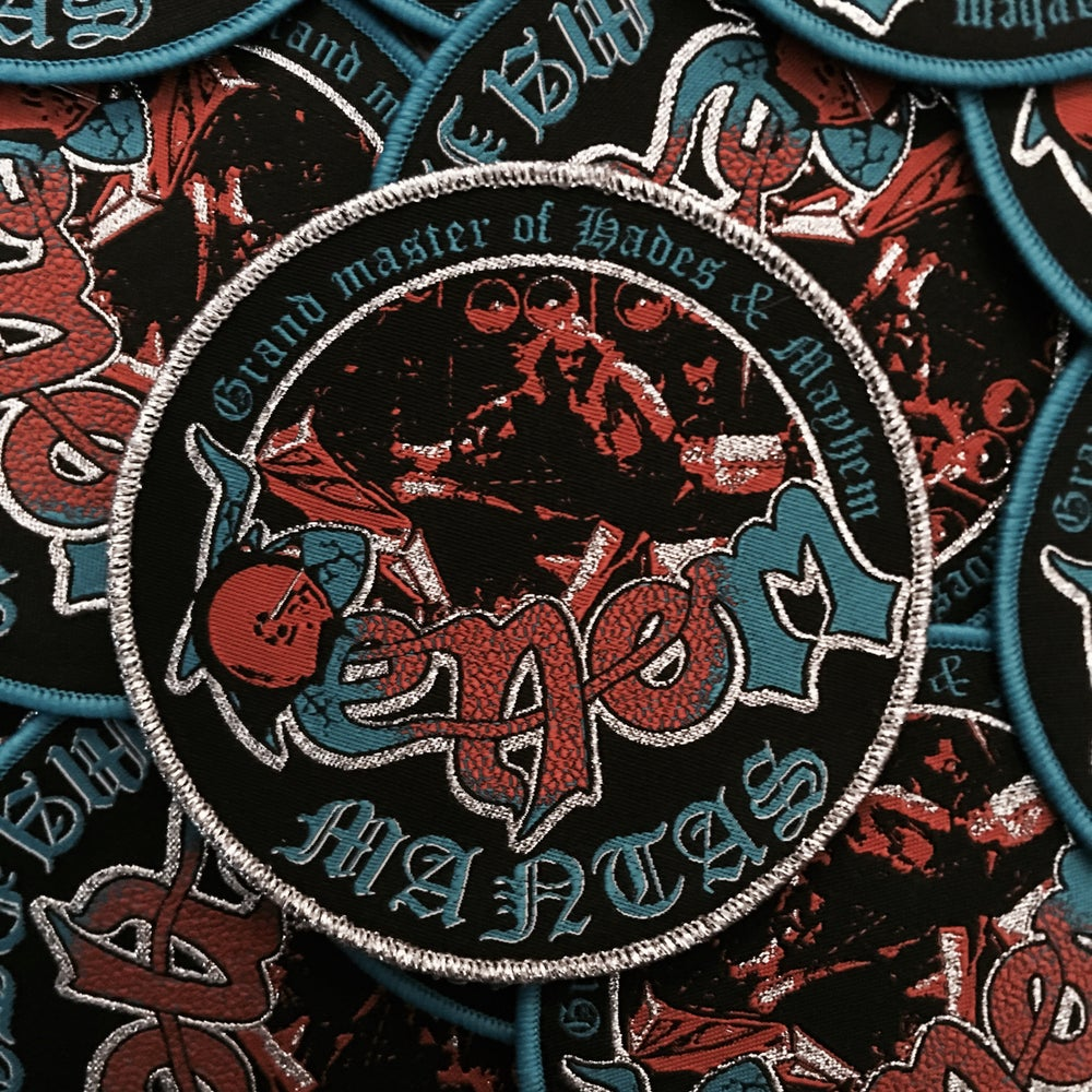 Image of VENOM MANTAS PATCH