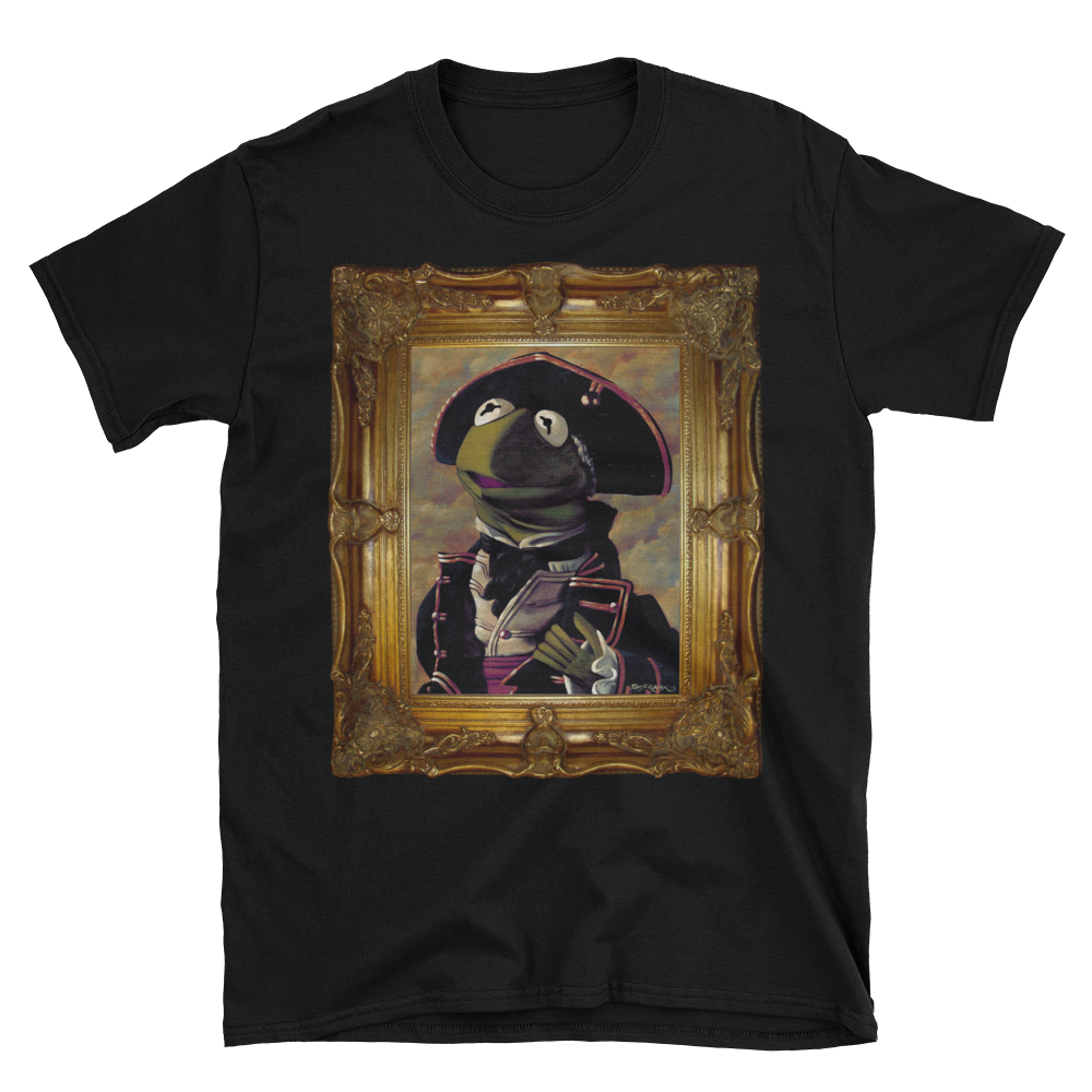 Image of Admiral Kermit T-Shirt