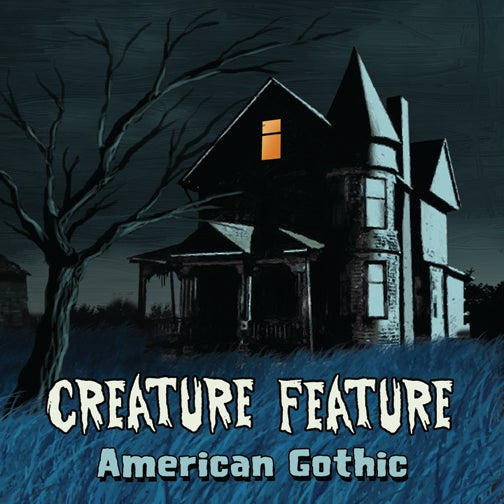 Image of American Gothic CD (Album #3)