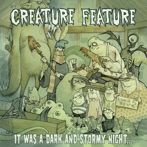 Image of It Was A Dark And Stormy Night... CD (Album #2)
