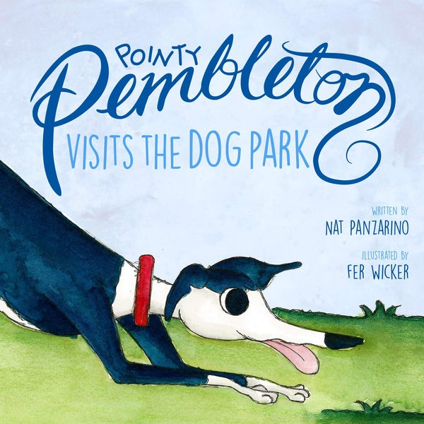 Image of Pointy Pembleton Visits the Dog Park