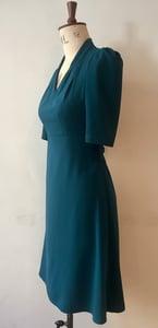 Image of Heather tea dress