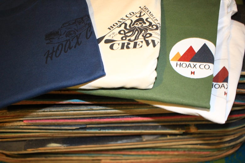 Image of HOAXCO T'S