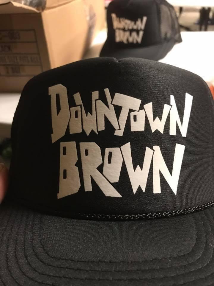 Image of NEW! DTB Trucker Hat (Black)