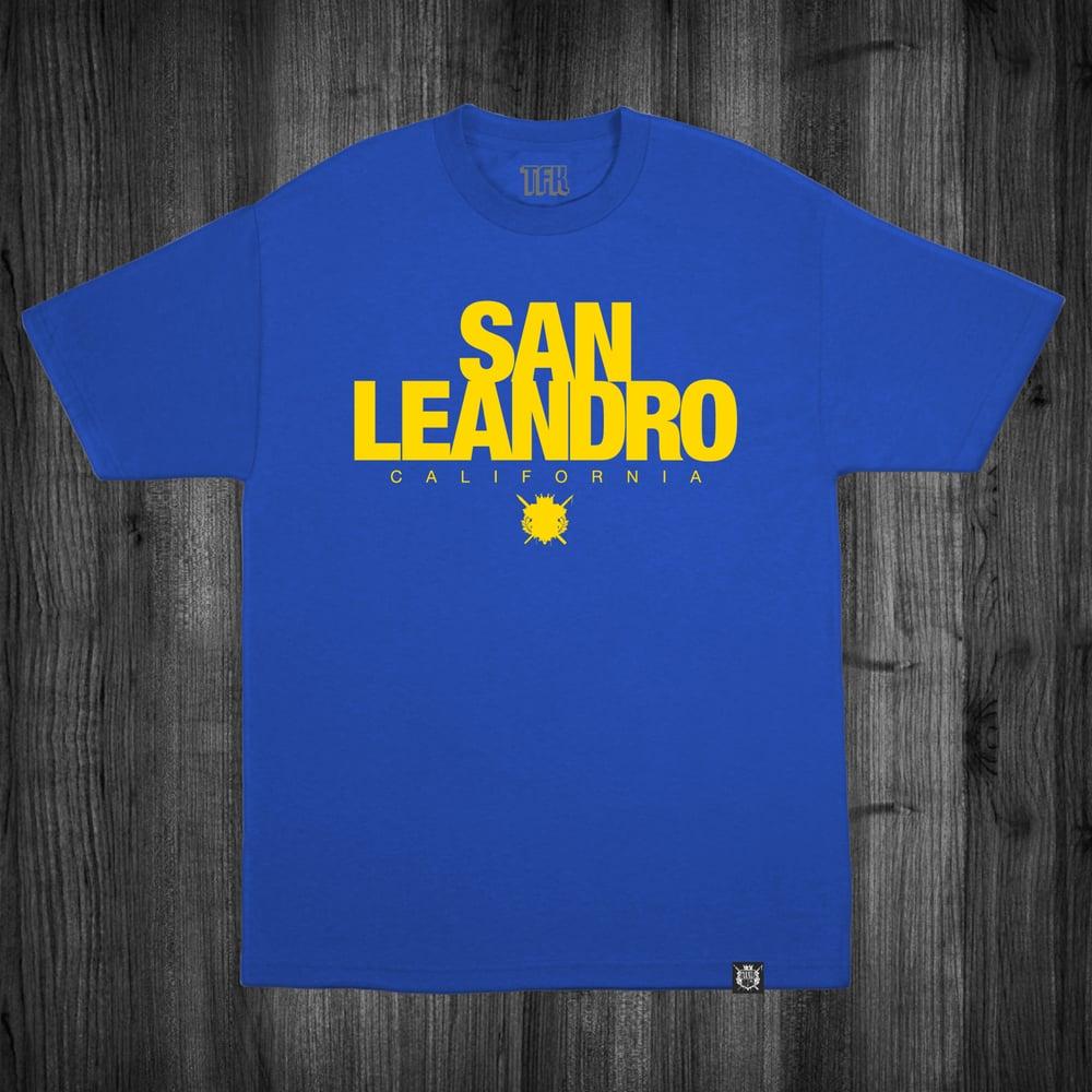Image of San Leandro (Blue)