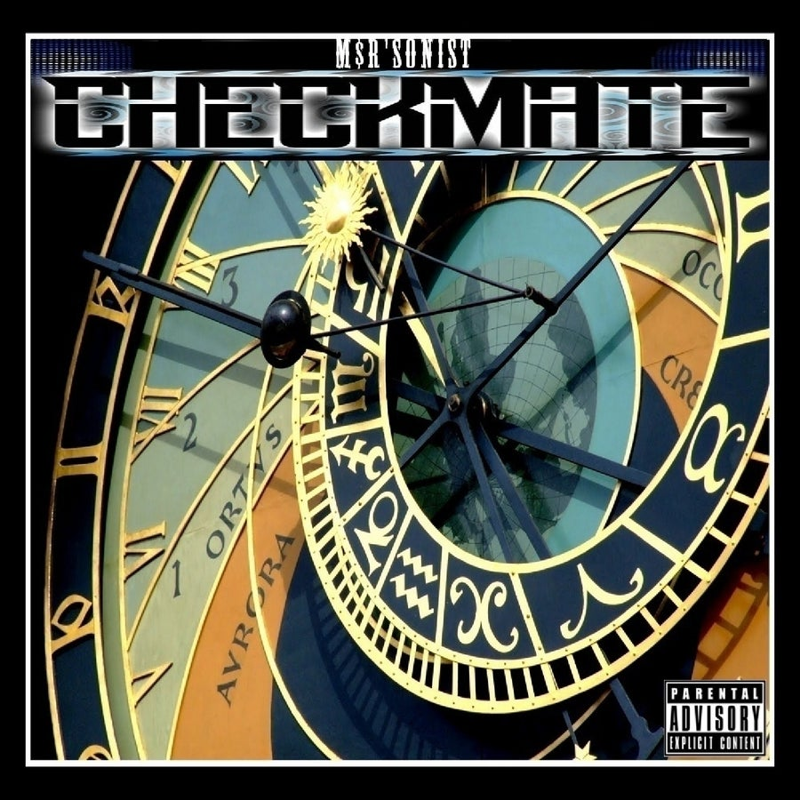 Image of CheckMate - Hard Copy