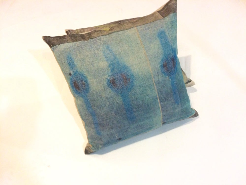 Image of Cyan Water Pillow