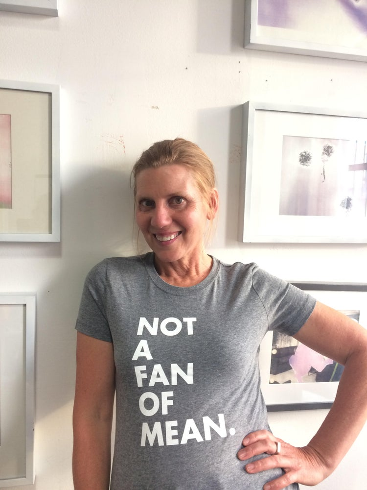 Image of Not a Fan of Mean T-shirt