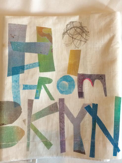 Image of Hi From Brooklyn Tea Towel