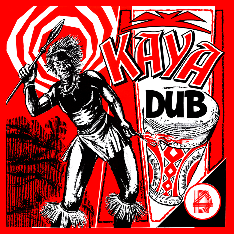 Image of Kaya Dub LP / CD (Kaya)