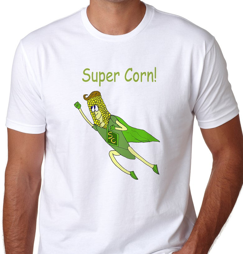 Image of Super Corn Shirts