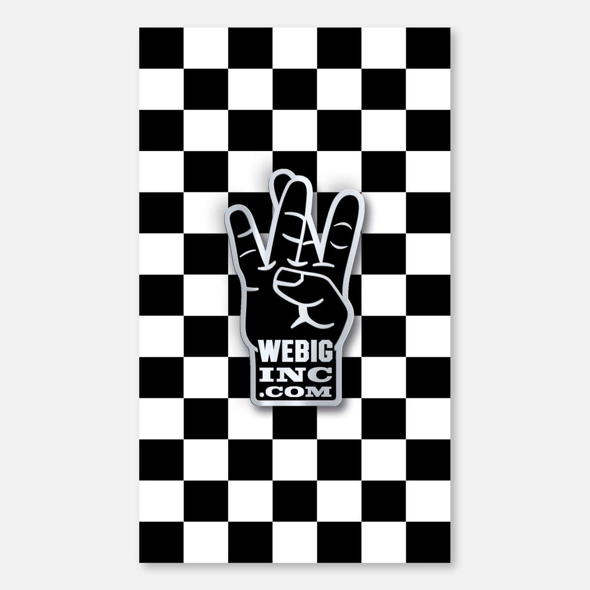 Image of Webig Wefingers Pin