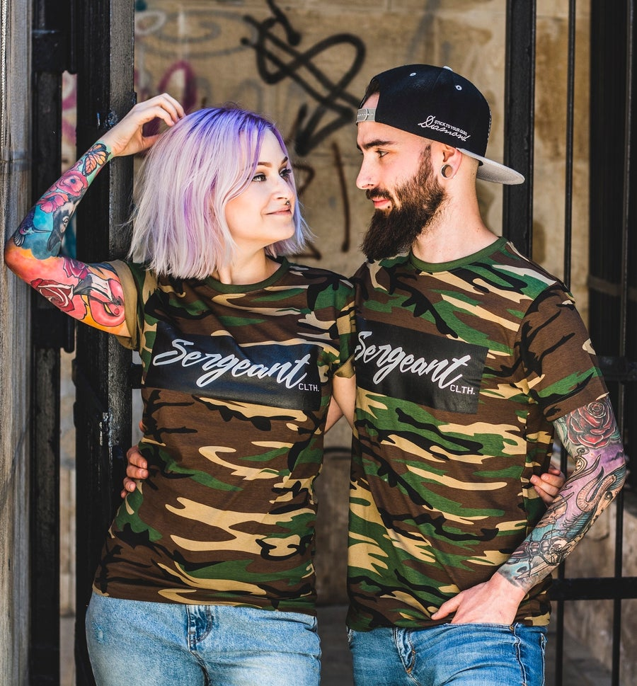Image of ARMY T-SHIRT | UNISEX