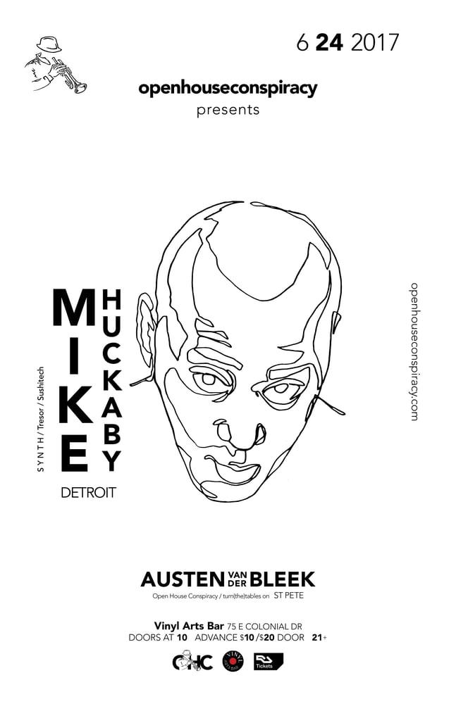 Image of Mike Huckaby Ticket