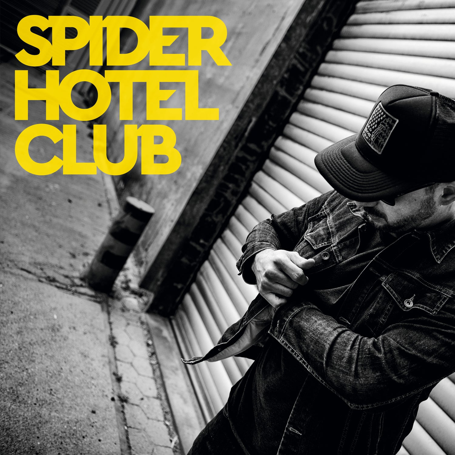 "Image of 7"" SPIDER HOTEL CLUB ""HOW CAN YOU STOP"""